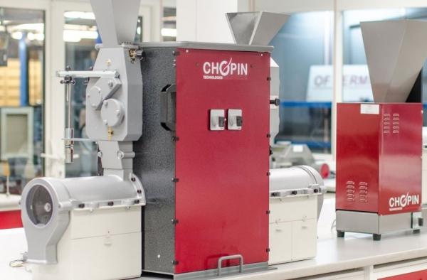 Мельницы CD1, CD2, CD1 Auto (CHOPIN Technologies, Франция)